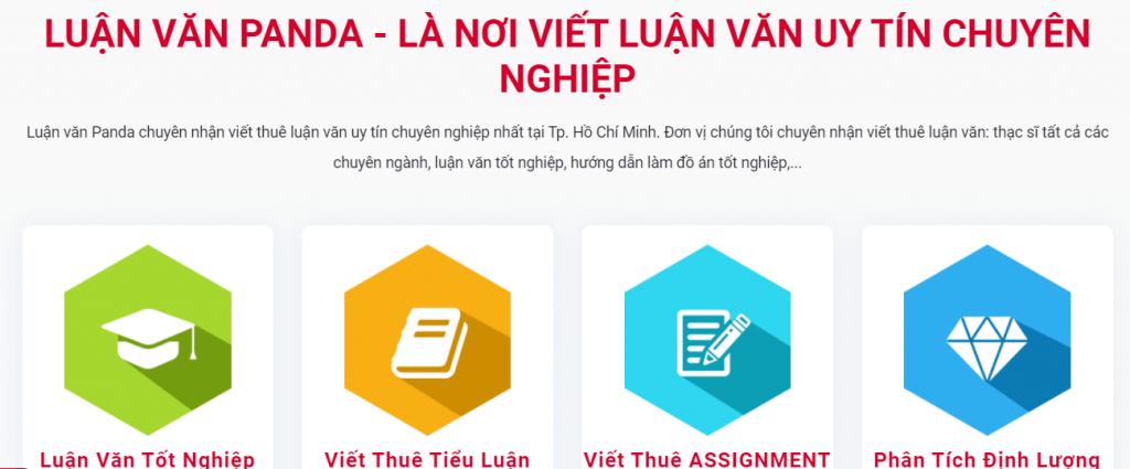 TRITHUCPANDA - VIET THUE BAO CAO THUC TAP